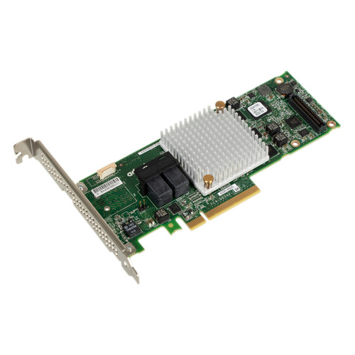 Контроллер Adaptec ASR-8805 SGL RAID 0/1/1E/10/5/6/50/60 8i-ports 1Gb (2277500-R) контроллер lsi sas 9271 8i sgl lsi00330