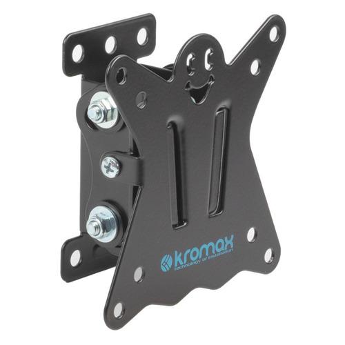 Фото - Кронштейн для телевизора KROMAX CASPER-101, 10-32, настенный, наклон кронштейн kromax casper 204 черный