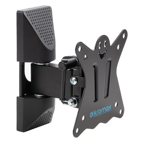 Фото - Кронштейн для телевизора KROMAX CASPER-102, 10-32, настенный, поворот и наклон кронштейн для телевизора kromax ideal 102