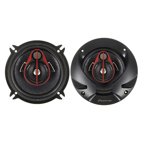 Колонки автомобильные PIONEER TS-R1350S, коаксиальные, 250Вт, комплект 2 шт. цена