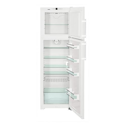 Холодильник LIEBHERR CTN 3663, двухкамерный, белый холодильник liebherr ctn 3663 20 001 белый