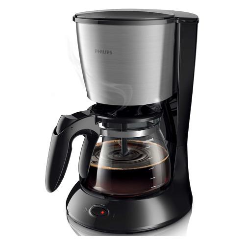 Кофеварка PHILIPS HD 7457/20, капельная, черный [hd7457/20] цена и фото