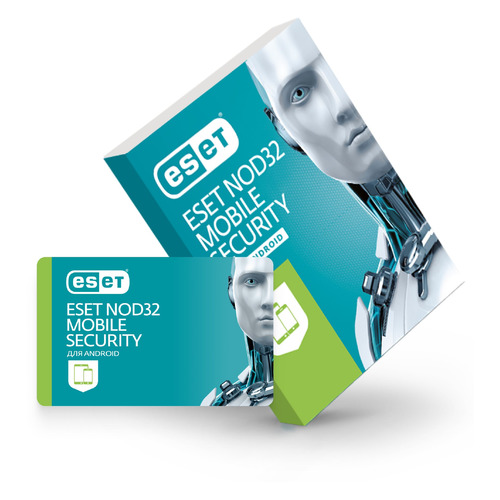Фото ПО Eset NOD32 NOD32 Mobile Security 3 устройства 1 год Base Card (NOD32-ENM2-NS(CARD)-1-1)