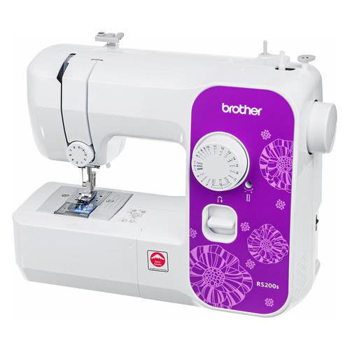 Швейная машина BROTHER RS-200S белый