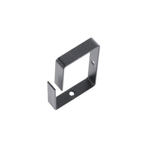 лучшая цена Кабельный органайзер Горизонтальный ЦМО (СБ-9005) односторонний кольца 1U шир.:19