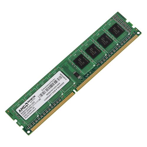 Модуль памяти AMD R538G1601U2S-UGO DDR3 - 8Гб 1600, DIMM, OEM все цены
