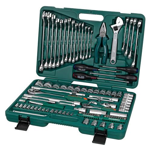 Набор инструментов JONNESWAY S04H624101S, 101 предмет [47701] набор инструментов jonnesway w26112sa 12 предметов [48140]