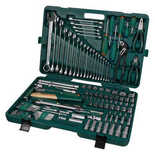 Набор инструментов JONNESWAY S04H524127S, 127 предметов [48740] набор инструментов jonnesway w26112sa 12 предметов [48140]