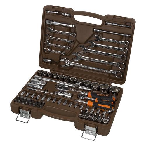 Набор инструментов OMBRA OMT82S, 82 предмета [55014] недорого