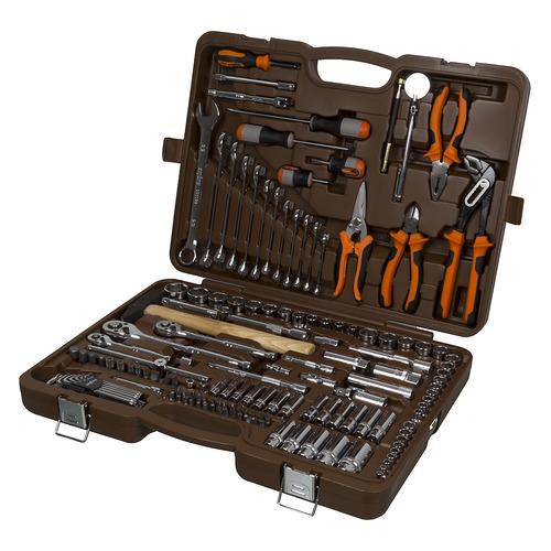 Набор инструментов OMBRA OMT150S, 150 предметов [55370] цена
