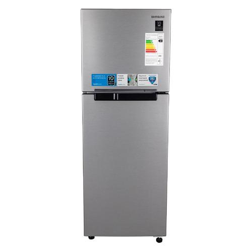 Холодильник SAMSUNG RT22HAR4DSA, двухкамерный, серебристый [rt22har4dsa/wt] цена 2017