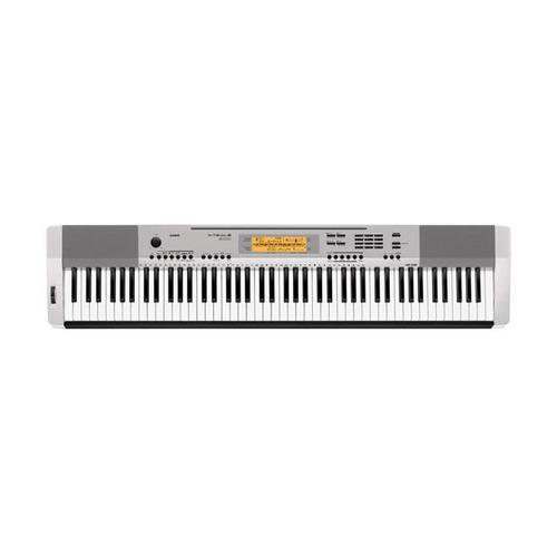 Цифровое фортепиано CASIO CDP-230R SR, 88, полновзвешенная, полноразмерные, 48 серебристый [cdp-230rsr] casio cdp 1000