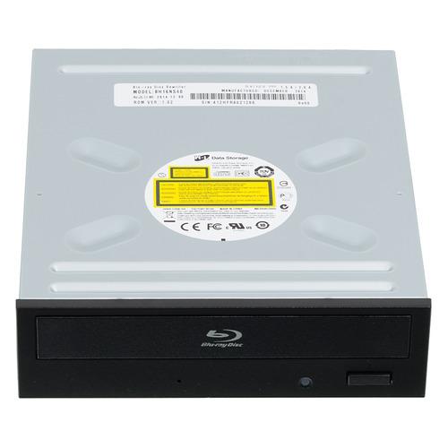Фото - Оптический привод Blu-Ray LG BH16NS40, внутренний, SATA, черный, OEM привод blu ray lg bh16ns40 черный sata oem