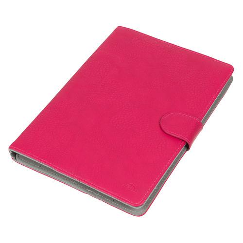 Чехол для планшета RIVA 3017, для планшетов 10.1, розовый