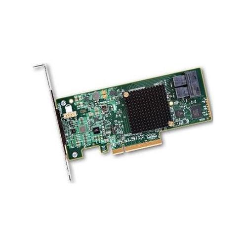 Фото - Контроллер LSI 9300-8I SGL 12Gb/s HBA 8i-ports (LSI00344 / H5-25573-00) контроллер hpe h241 smart hba