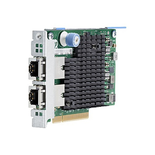 Адаптер HPE 561FLR-T Ethernet 10Gb 2P (700699-B21) цена и фото