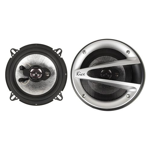 Колонки автомобильные KICX RTS 130V, 13 см (5 дюйм.), комплект 2 шт. [2012008] колонки автомобильные supra sj 420 коаксиальные 120вт