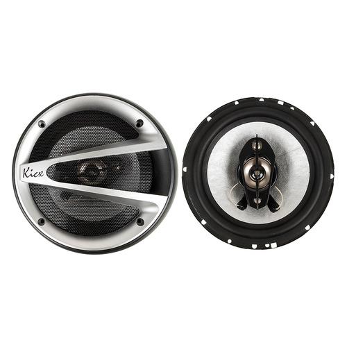 Колонки автомобильные KICX RTS 165V, 16.5 см (6 1/2 дюйм.), комплект 2 шт. [2012009] RTS 165V по цене 1 430