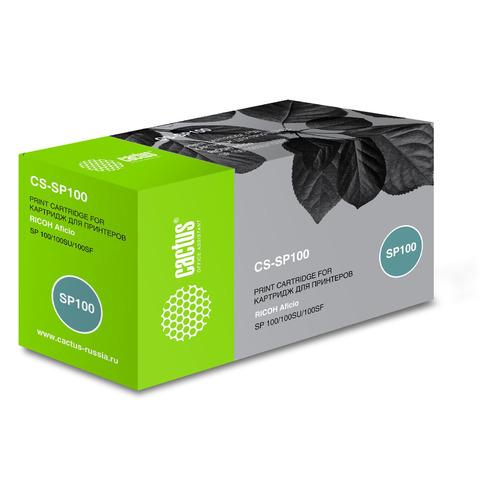Картридж CACTUS CS-SP100, черный цена