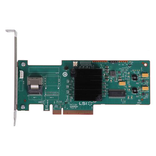 Контроллер LSI 9240-4I SGL RAID 0/1/10/5/50 4i-ports (LSI00199) richled контроллер 1 5 м rl cn2 220