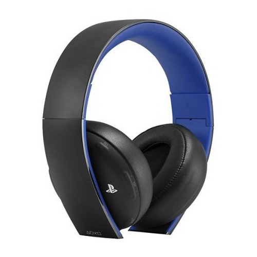 Беспроводная гарнитура SONY PlayStation 4, черный [ps719281788] гарнитура sony playstation 4 wireless headset cechya 0080