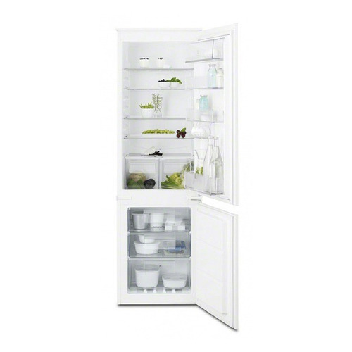Встраиваемый холодильник ELECTROLUX ENN92841AW белый встраиваемый холодильник electrolux ern 93213aw