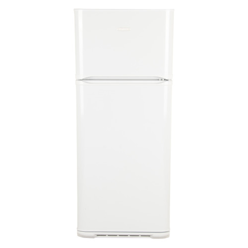 Холодильник Бирюса Б-136, двухкамерный, белый холодильник бирюса б 649 белый двухкамерный
