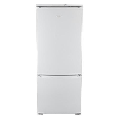 Холодильник БИРЮСА Б-151, двухкамерный, белый холодильник бирюса б m360nf двухкамерный нержавеющая сталь