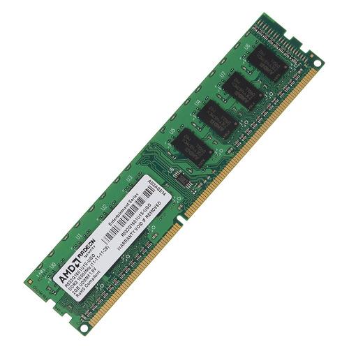 цена Модуль памяти AMD R532G1601U1S-UGO DDR3 - 2ГБ 1600, DIMM, OEM онлайн в 2017 году