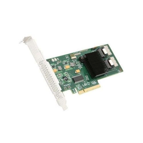 Фото - Контроллер LSI 9211-8I SGL HBA 8i-ports (LSI00194) контроллер hpe h241 smart hba