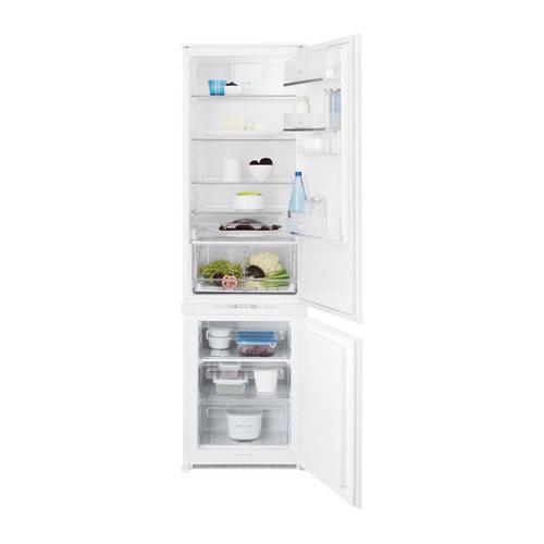 цена Встраиваемый холодильник ELECTROLUX ENN 3153 AOW белый онлайн в 2017 году