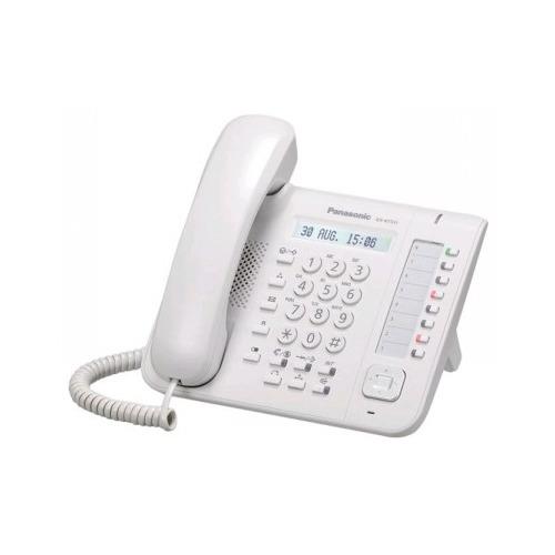 Системный телефон PANASONIC KX-NT551RU системный телефон panasonic kx t7735ru белый