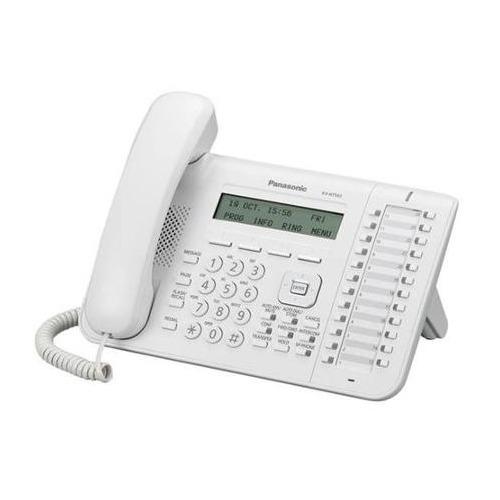 IP телефон PANASONIC KX-NT553RU телефон ip panasonic kx nt553ru белый