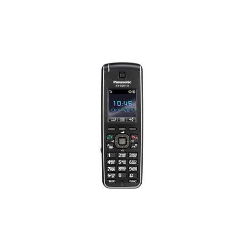 Фото - IP телефон Panasonic KX-UDT111RU voip телефон panasonic kx udt111ru черный