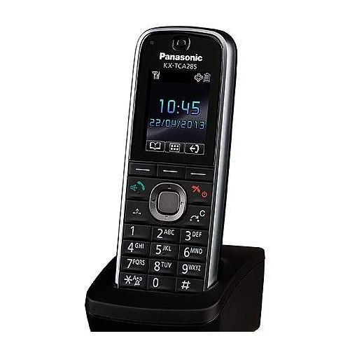 Дополнительная трубка PANASONIC KX-TCA285RU радиотелефон dect panasonic kx tgh212rub дополнительная трубка kx tgha20 черный