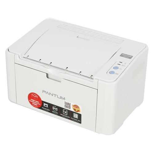 Фото - Принтер лазерный PANTUM P2200 лазерный, цвет: серый дальномер лазерный elitech лд 60