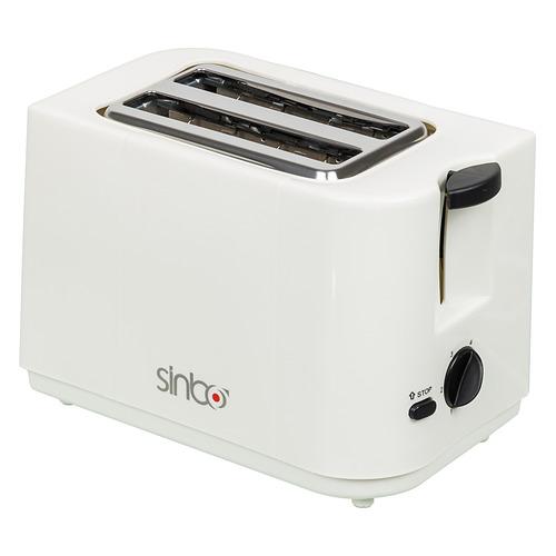 Тостер SINBO ST 2411, белый sinbo st 2423 white