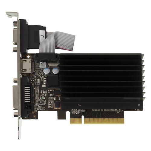 Видеокарта PALIT nVidia GeForce GT 730 , PA-GT730K-2GD3H, 2Гб, DDR3, oem [neat7300hd46-2080h bulk] NEAT7300HD46-2080H BULK