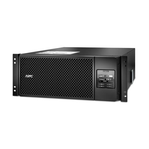 ИБП APC Smart-UPS SRT SRT6KRMXLI, 6000ВA ибп apc smart ups srt srt10kxli