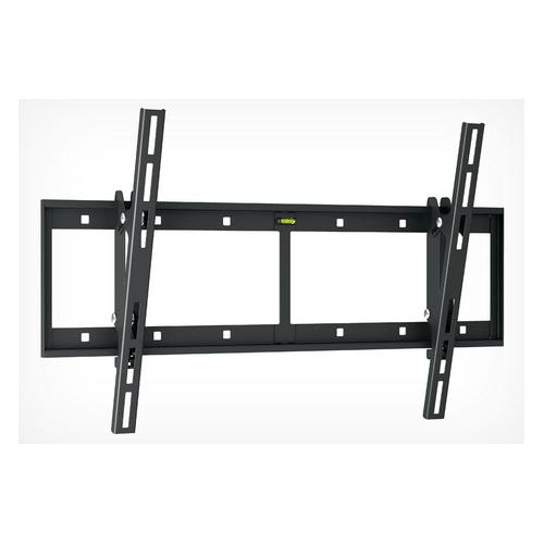 """Кронштейн для телевизора Holder LCD-T6606 черный 42""""-65"""" макс.60кг настенный наклон  - купить со скидкой"""