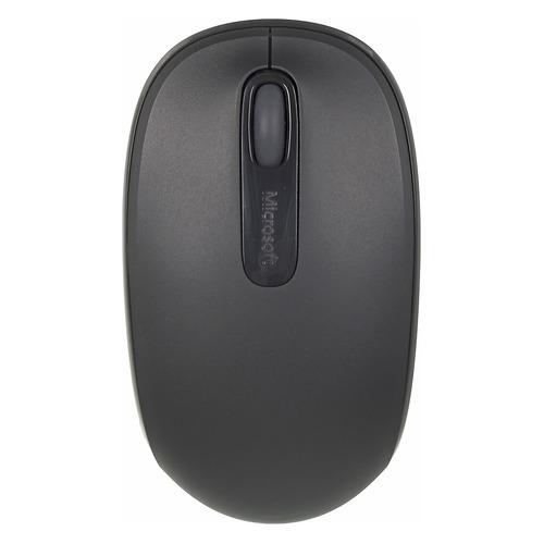 Мышь MICROSOFT Mobile Mouse 1850, оптическая, беспроводная, USB, черный [u7z-00004] цена и фото