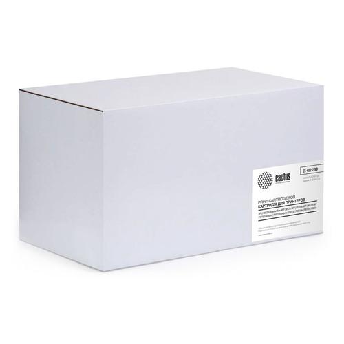 Картридж (двойная упаковка) Cactus CS-CE255XD, черный / CS-CE255XD