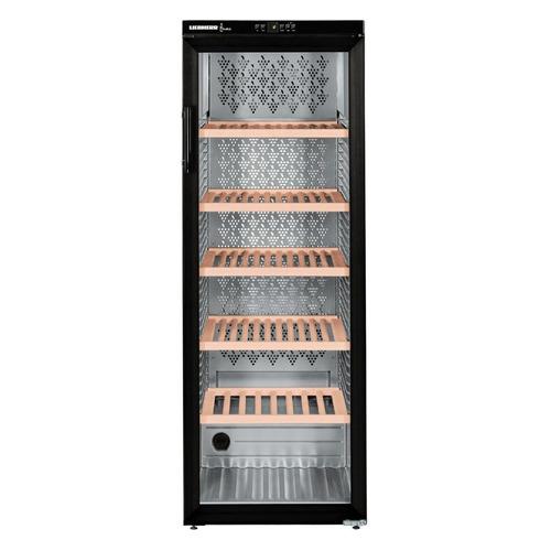 Винный шкаф LIEBHERR WKb 4212, однокамерный, черный liebherr wtb 4212