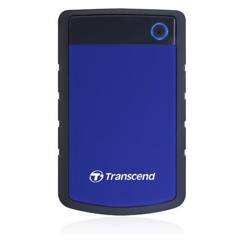 Фото - Внешний жесткий диск TRANSCEND StoreJet 25H3 TS1TSJ25H3B, 1ТБ, синий transcend storejet 25h3 blue 1tb 2 5 синий