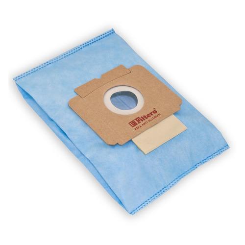 цена на Пылесборники FILTERO ELX 02 Экстра, пятислойные, 4 шт., для пылесосов ELECTROLUX, AEG, THOMAS, UFESA, ZANUSSI