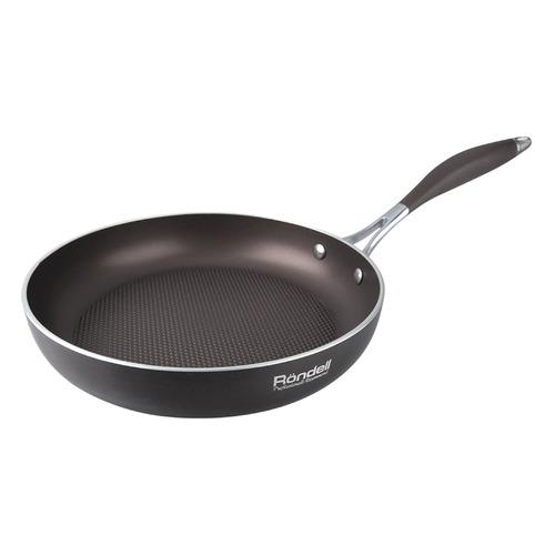 Сковорода RONDELL Mocco RDA-277, 26см, без крышки, коричневый 277rda сковорода rondell 26см б кр mocco