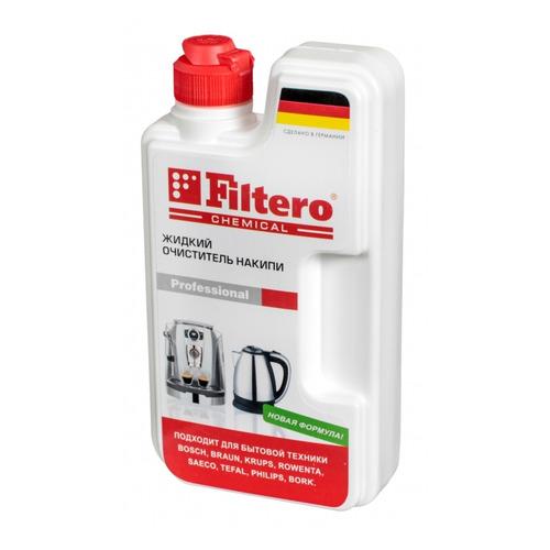 очиститель от накипи FILTERO Арт.605, для бытовой техники, 250мл