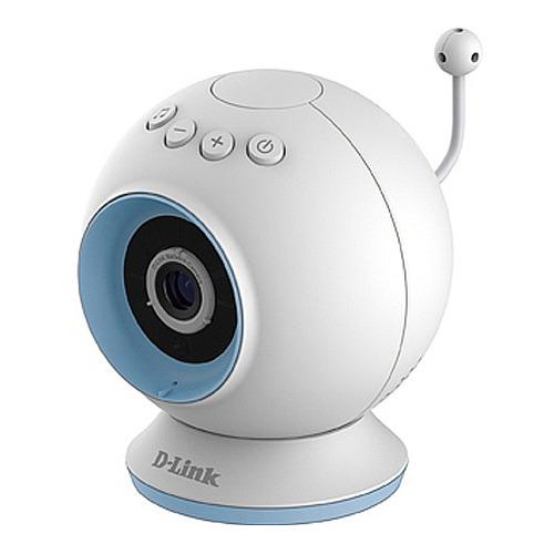 Видеокамера IP D-LINK DCS-825L, 720p, 3.3 мм, белый ip камера d link dcs 825l a1a