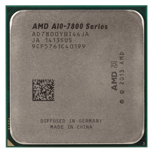 Процессор AMD A10 7800, SocketFM2+ OEM [ad7800ybi44ja] процессор amd a4 4000 box &lt socketfm2&gt ad4000okhlbox