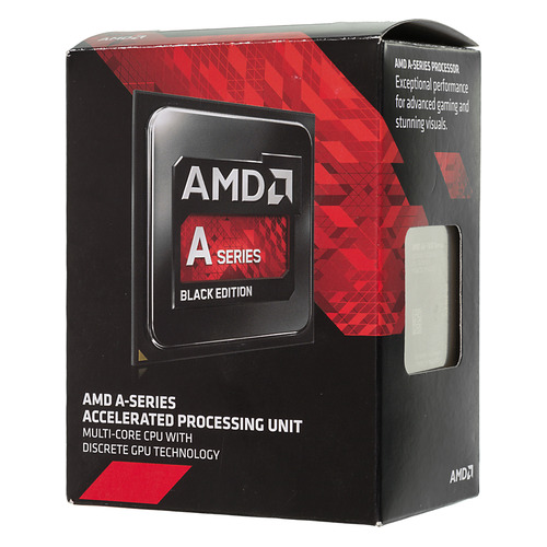 все цены на Процессор AMD A6 7400K, SocketFM2+ BOX [ad740kybjabox]
